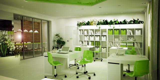 Ремонт офисов — Строительная компания НовоБудова